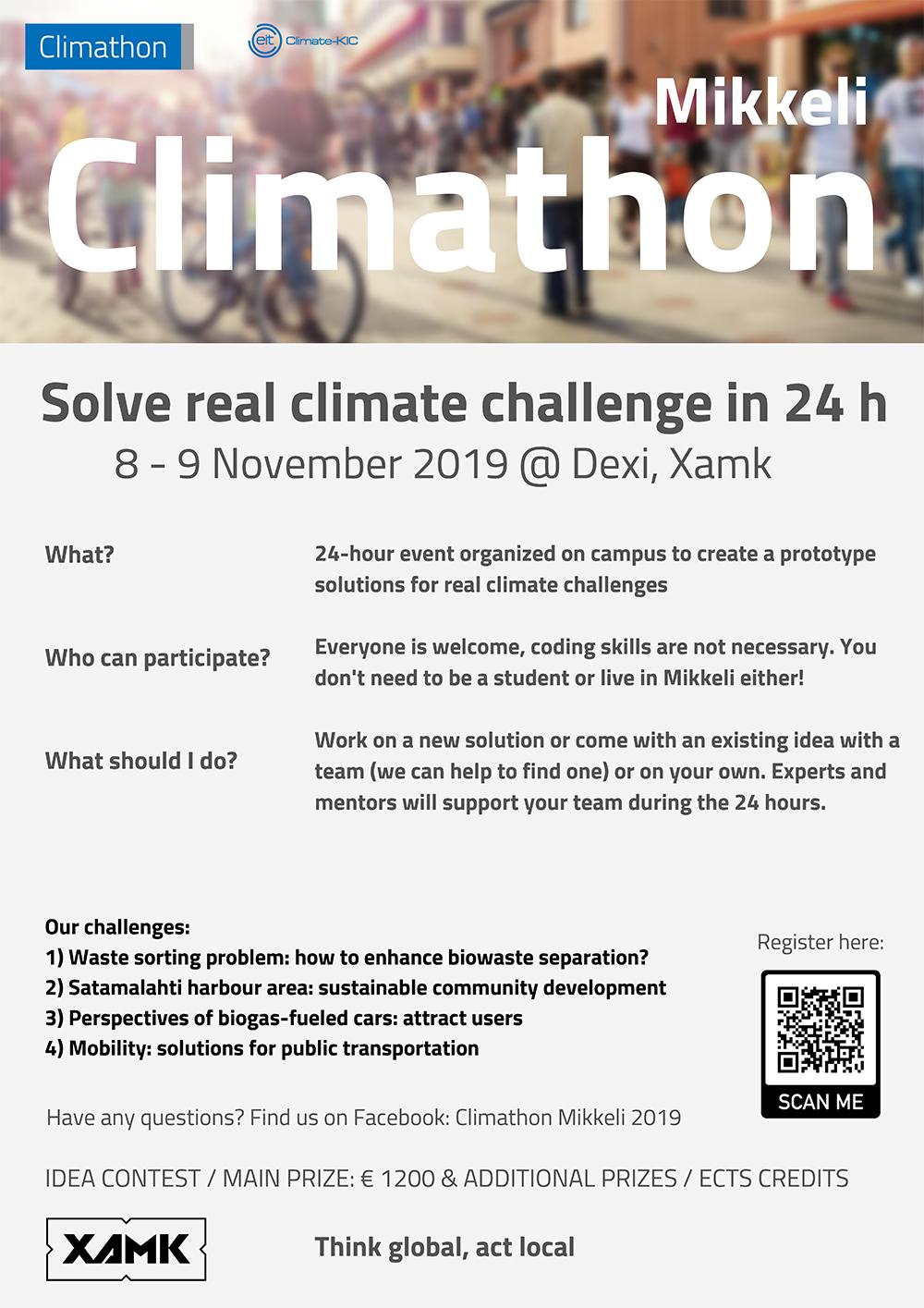 Mikkeli Climathon
