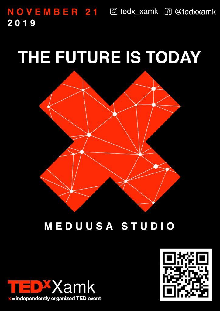 TedX at Xamk